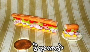 Sammich Contest Entry by CuteTherapy
