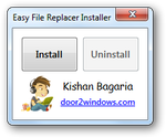 Easy File Replacer by Kishan-Bagaria