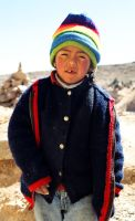 Andean Child by GothicaDollParts