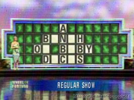 word puzzle by RegularShowCP