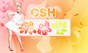 SHAPES TROPICAL | CSH by Romina-panquesito