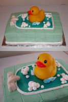 Ducky Cake 2 by ayarel