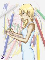 namine :: COLORS by sirrala