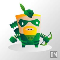 Green Arrow by DanielMead