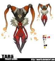 Tara - Project Garnia by omarito