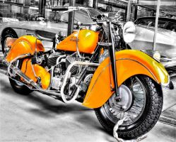 Indian Chief by pingallery