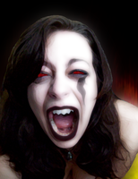 Screaming Bloody Mary by JamesBryce