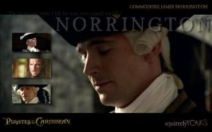 Norrington by SquirrelyGRRL
