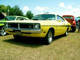 1971 Dodge Demon by Mister-Lou