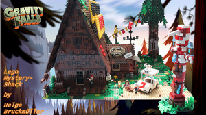 Gravity Falls - Mystery Shack Complete II by Helgohoernchen