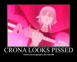Crona: Pissed by CronaMotivation