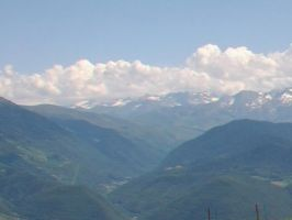 Pyrenees 3D 7 by xmancyclops