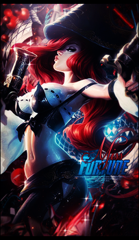 Miss Fortune by Sikk408