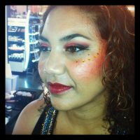 Mari Gras Makeup by itashleys-makeup