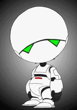Marvin by EUAN-THE-ECHIDHOG