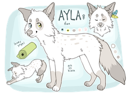 Ayla by starry-fruit