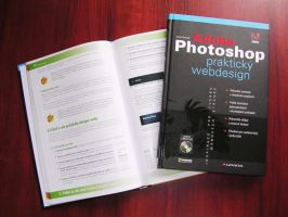 Photoshop: prakticky webdesign by whitwa
