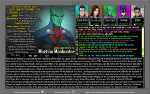 Oracle Files - Martian Manhunter by Roysovitch