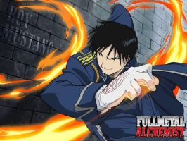 Roy Mustang by herenity86