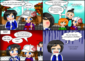 Pokemon comic: Romantic Tension by purplemagechan