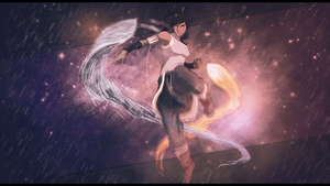 Legend of Korra by TaigaLife