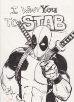 Deadpool: I want You... by JDenHass
