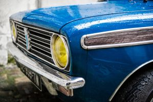 old car by AndreasStavropoulos