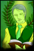 Hannibal!Plant - Reading by FuriarossaAndMimma