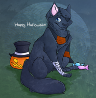 Happy Hallowen by iCelly