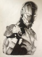 Iron man by WB940618