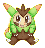 Lil Chestnut by Ambunny