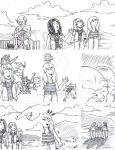 Batalla Letal Page 2 of 6 Pencil by fdrawer