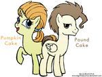 Adult Pound and Pumpkin Cake by Paradigm-Zero