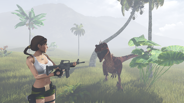 South Pacific Islands by tombraider4ever