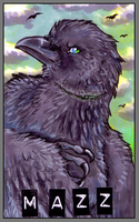 Badge Trade - Mazz by JustRach