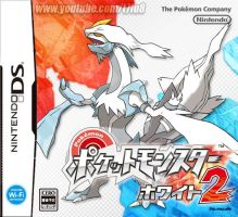 Pokemon White 2 Version by t7fu8