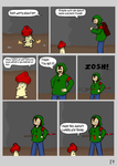 The Lunatic Adventure Page 14 by flygonfan