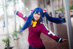 'Goddess of the sky' Wendy Marvell Cosplay by DatAsianChick