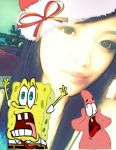 LOLNESS with Spongy and Starry by nyaonyao13