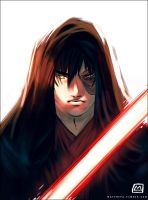 Darth Zuko by Matereya