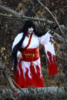 Cosplay Inugami Circus Dan1 by MonkeyDKiba