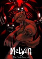 cover - Melvin comic - teaser by oomizuao