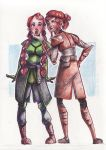 Heana - Etyc  SWMandoOCs + thoughts on Sabine by Naeviss