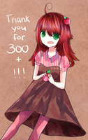 Thank you for 300+ watches by Rainry