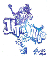 Dia 2  Just dance by Manty-chan