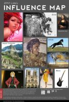 My Influence Map by IPPO-Lita