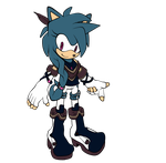 My Character: Serenity The Hedgehog by Project--Xeta