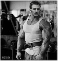 Chris E Muscle Morph by Creeven