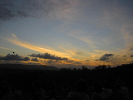Another sunset photo by mdu-ntr