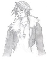 Squall Lionheart by Daywo